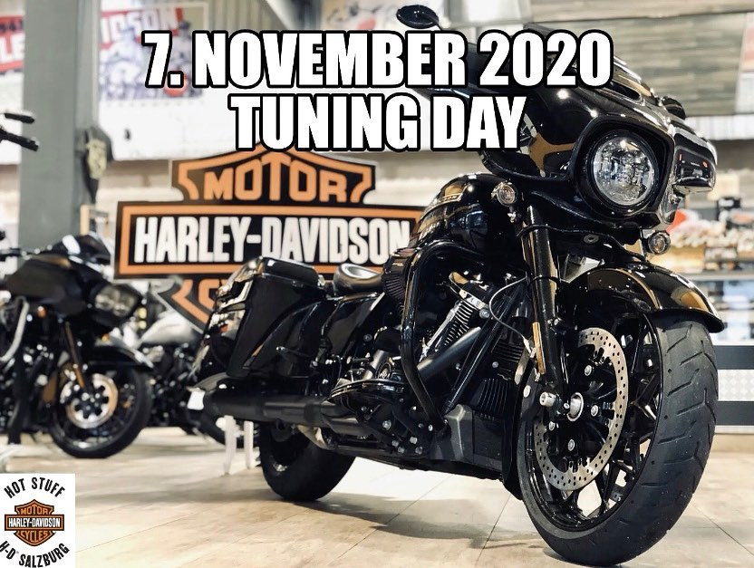 Tuning Day Hot Stuff H-D