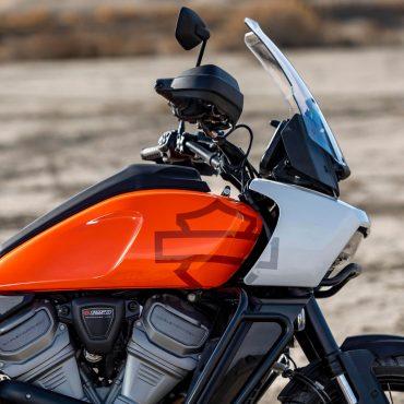Pan America Motorrad Harley