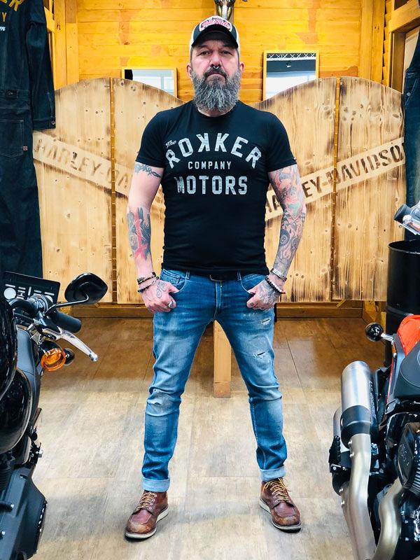 Ernst Motorradverkäufer H-D Salzburg