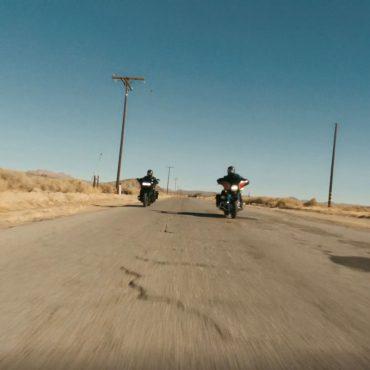 Hymne und Video für Neumodelle Harley-Davidson