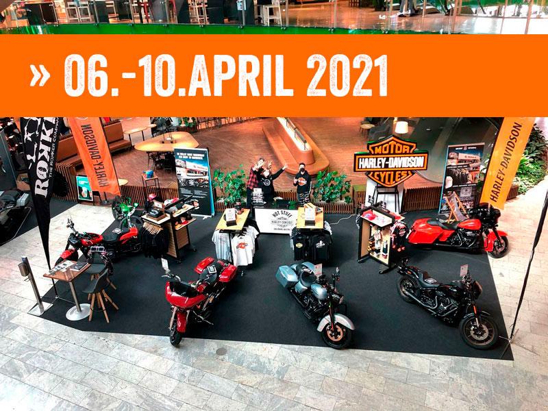 Biker-S-World 2021 im Europark