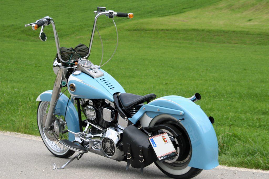 Harley Retro Umbau