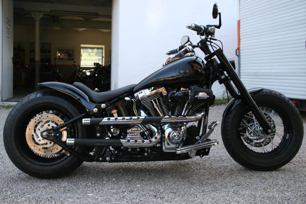 Umbauten Harley-Davidson