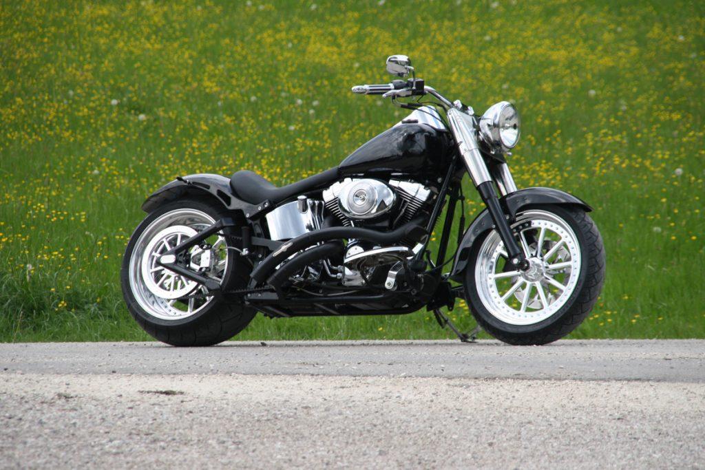 Umbau Harley-Davidson Österreich