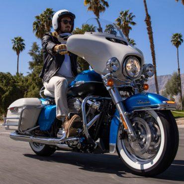 Legenden von Harley als Revival