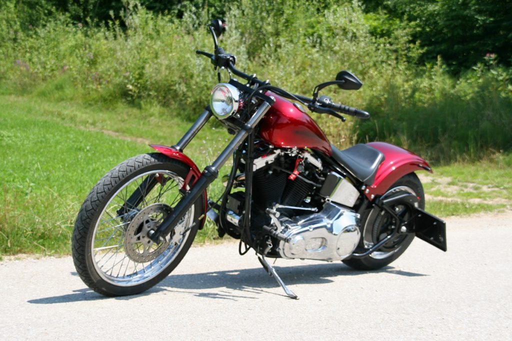 Custom Bikes Hot Stuff
