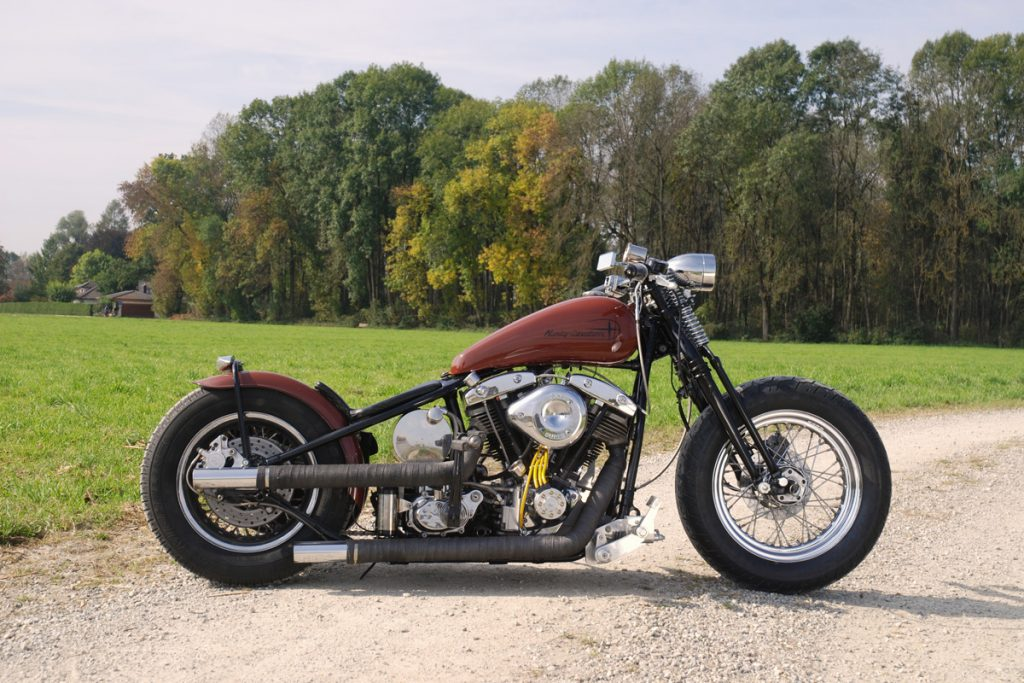 Custom Bikes by Hot Stuff