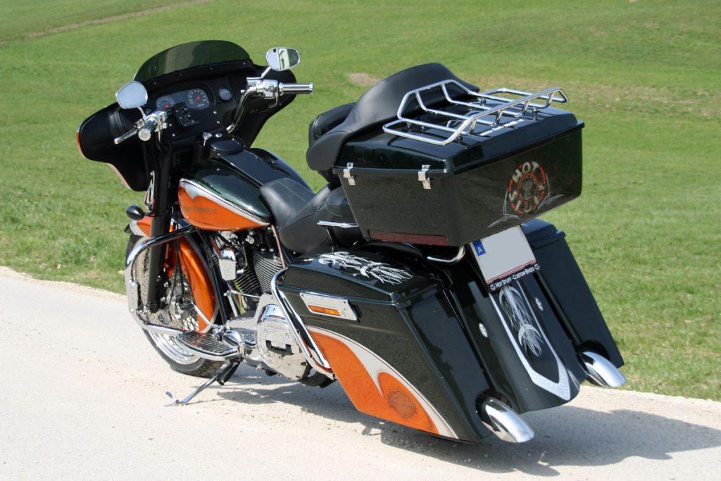 Custom Tourer Harley Umbau