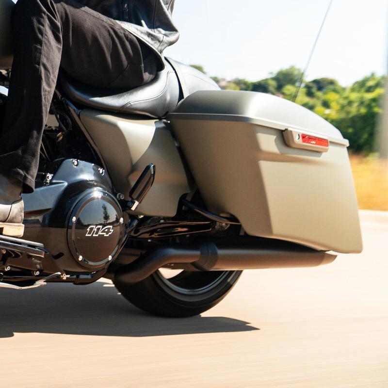 Erntedank und fette Beute Harley Neumodelle verfügbar