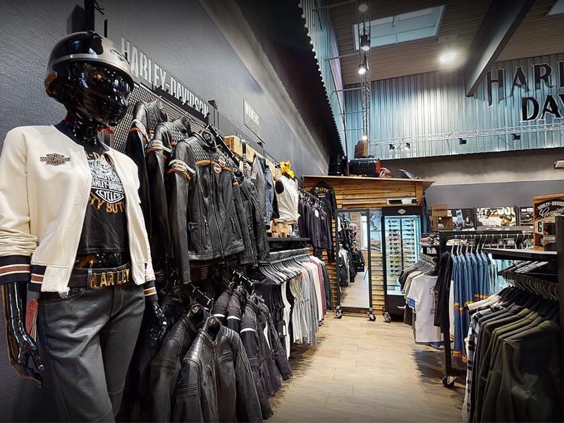 Harley Kleidung Abverkauf