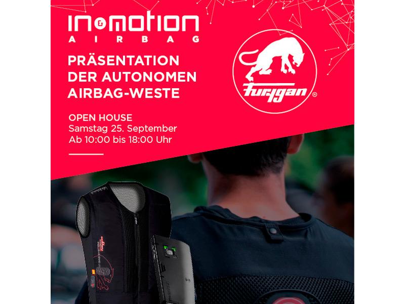Airbag-Weste Furygan