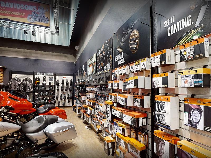 Open House 2021 Harley Salzburg